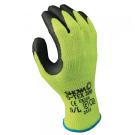 S-Tex 300® Rubber Palm-Coated Gloves,1PR