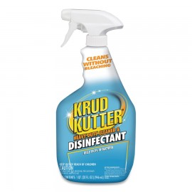 Krud Kutter® Heavy Duty Cleaner and Disinfectant,unscented, 32 oz,