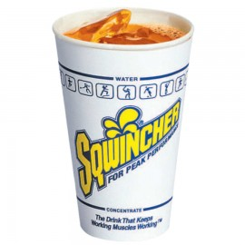 Sqwincher® 12FL oz Disposable Drink Cups,100CT