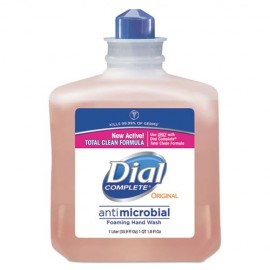 Antimicrobial Foaming Hand Wash, 1000ML-Dial®