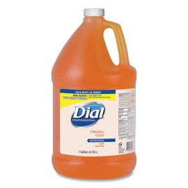 Gold Antimicrobial Liquid Hand Soap, Floral,1USG, -Dial®