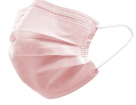 Kids Pink Disposable Face Mask 2000P