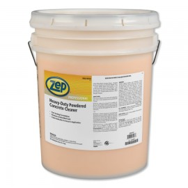 Zep Professional® Heavy Duty Powdered Concrete Cleaners,40LB