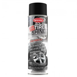 Sprayway®Low Pro Tire Shine,12/16oz Cans
