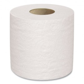 Boardwalk®Office Packs Toilet Tissue, Septic Safe, 2-Ply, White, 4 x 4, 300 Sheets/Roll, 72 Rolls