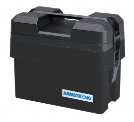 """Armstrong® 16.5""""W X7.75""""D X 8.50"""" H Hand Tool Box"""