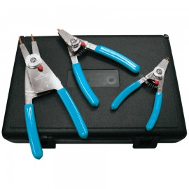 Channellock® 3 Piece Snap Ring Pliers Set
