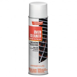 Champion® Oven and Grill Cleaner, 12/18oz Can