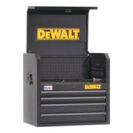 700 Series Top Tool Chest, 26 in Wide, 4-Drawer,