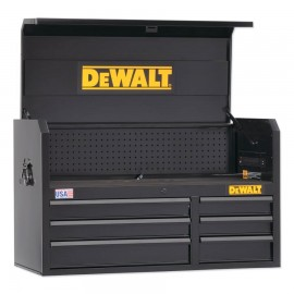 700 Series Top Tool Chest,41 in Wide Tool Chest, 6-Drawer,