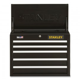 300 Series Top Tool Chest, 26 in, 5-Drawer,