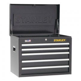 300 Series Top Tool Chest, 26 in Wide, 2-Drawer,