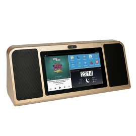 Azpen A770 Android Internet Radio Tablet,BT, (Gold)