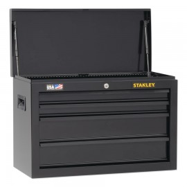 100 Series Tool Chest, 26 in, 4-Drawer,