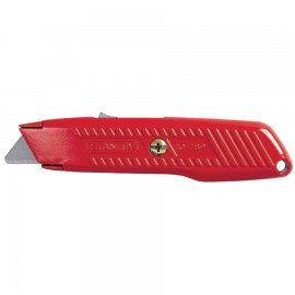 Stanley® Self-Retracting Utility Knives Red