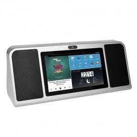 Azpen A770 Android Internet Radio Tablet,BT, (Silver)