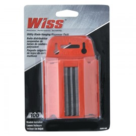 Wiss® Replacement Utility Knife Blades