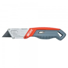 Wiss® Quick-Change Folding Blade Utility Knives