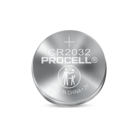 Procell® Lithium Coin 2032, 3V Batteries,5P