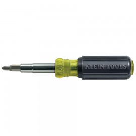 Klein Tools®11-in-1 Magnetic Screwdrivers/Nut Drivers