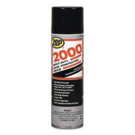 Zep® 2000TM Heavy-Duty Clear Penetrating Greases,PTFE,12/13oz