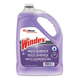 Windex® Non Ammoniated Glass and Surface Cleaner,1USG