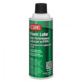 Power Lube®High-Performance Lubricant,W/PTFE,11oz Cans