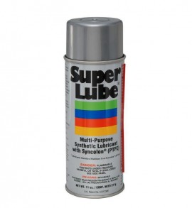 Super Lube®Multi-Purpose Synthetic Lubricant with PTFE,11oz Can