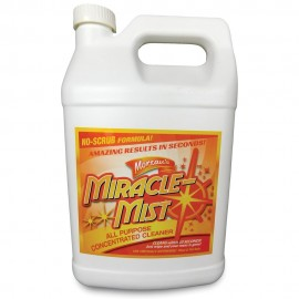 All-Purpose Concentrate Cleaner Degreaser,1USG-Miracle-Mist
