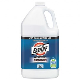 Concentrate Glass Cleaner Commercial,1USG-Easy-Off®
