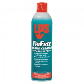 LPS®Tri-Free Brake Part Cleaner,12/15oz Cans
