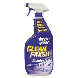 Clean Finish Disinfectant Cleaner,32oz-Simple Green®