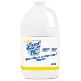 Quaternary Disinfectant Cleaner,4/128oz-Lysol®