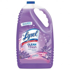 Clean and Fresh Multi-Surface Cleaner, Lavender,144oz-Lysol®