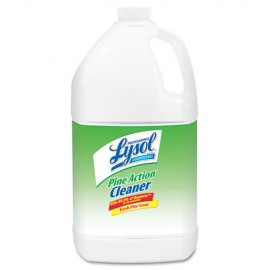 Disinfectant Deodorizing Cleaner Concentrate, Pine,4/128-Lysol®