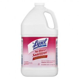 No Rinse Sanitizer Concentrate,4/128-Lysol®
