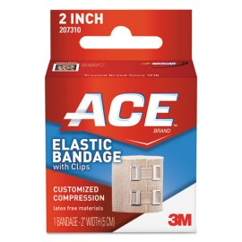 """Elastic Bandage with E-Z Clips, 2"""" x 50""""-ACE®"""