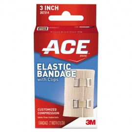 """Elastic Bandage with E-Z Clips, 3"""" x 64""""-ACE®"""