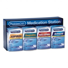 Medication Station Assortment,4-Physicians Care®