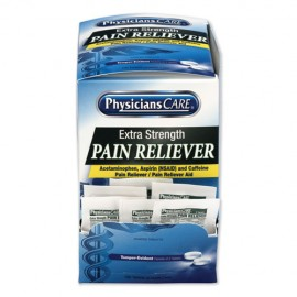 Extra-Strength Pain Reliever, Two-Pack, 50CT-Pac-it®
