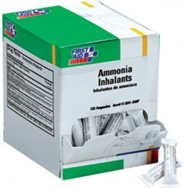 Ammonia Inhalant Ampoules, 100CT-First-Aid®