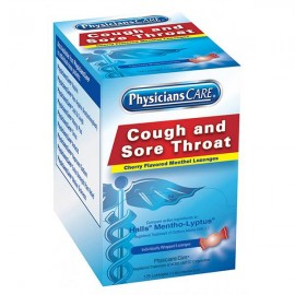 Cherry Cough & Sore Throat Lozenges, 125CT-Physicians Care®