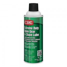 CRC® Extreme Duty Open Gear Chain Lube, 12 oz,