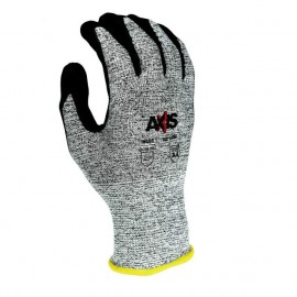 Radians® AXIS™ Cut Protection Level A4 Work Gloves,1PR