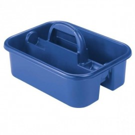 """Akro-Mils® Tote Caddy, Blue, 18"""""""