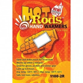 OccuNomix Hot Rods™ Hand Warmers, 5/Pair