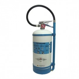 Amerex® 1.75 gal Non-Magnetic Water Mist Fire Extinguisher w/ Brass Valve & Wall Hook