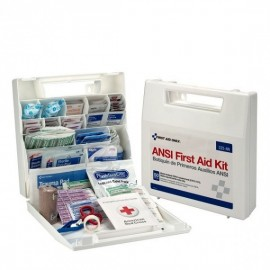 50-Person Multipurpose First Aid Kit w/ Dividers