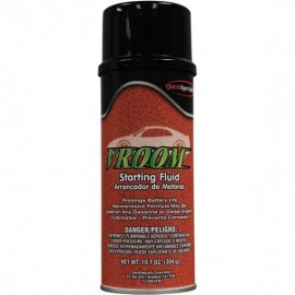 Quest® Vroom Starting Fluid,12/11oz Cans