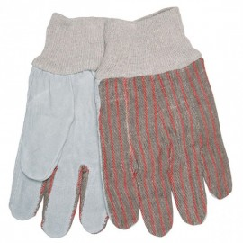 MCR ® Industry Standard Leather Palm Gloves,